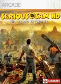 Serious Sam HD: The Second Encounter Xbox 360 Front Cover