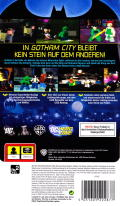 LEGO Batman: The Videogame PSP Back Cover
