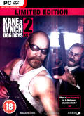 Kane & Lynch 2: Dog Days (Limited Edition) Windows Front Cover