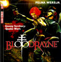 BloodRayne Windows Front Cover