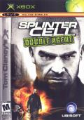 Tom Clancy's Splinter Cell: Double Agent Xbox Front Cover