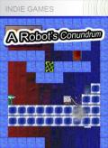 A Robot's Conundrum Xbox 360 Front Cover