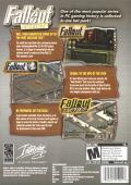 Fallout Trilogy Windows Other Keep Case - Back