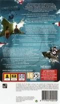 ObsCure: The Aftermath PSP Back Cover
