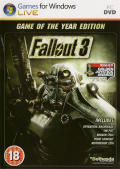 Fallout 3: Game of the Year Edition Windows Front Cover