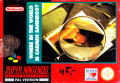 Where in the World Is Carmen Sandiego? SNES Front Cover