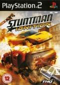 Stuntman: Ignition PlayStation 2 Front Cover