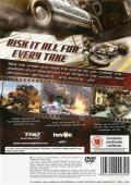 Stuntman: Ignition PlayStation 2 Back Cover