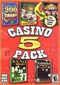 Casino 5 Pack Macintosh Front Cover