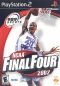 NCAA Final Four 2002 PlayStation 2 Front Cover