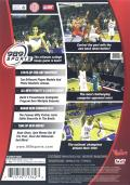 NCAA Final Four 2002 PlayStation 2 Back Cover