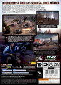 Company of Heroes: Tales of Valor Windows Back Cover
