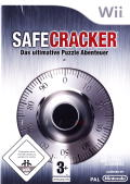 Safecracker: The Ultimate Puzzle Adventure Wii Front Cover