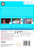 Another Code: R - A Journey into Lost Memories Wii Back Cover