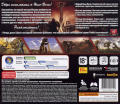 Fallout: New Vegas Windows Back Cover