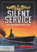 Silent Service DOS Front Cover