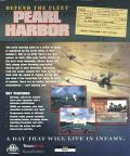 Pearl Harbor: Defend the Fleet Windows Back Cover