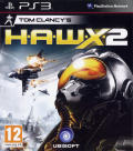 Tom Clancy's H.A.W.X 2 PlayStation 3 Front Cover