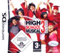 High School Musical 3: Senior Year Nintendo DS Front Cover