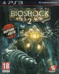 BioShock 2 (Rapture Edition) PlayStation 3 Front Cover