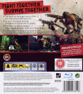 Army of Two: The 40th Day PlayStation 3 Back Cover