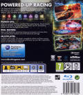 Blur PlayStation 3 Back Cover