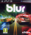 Blur PlayStation 3 Front Cover