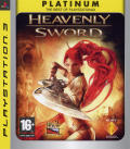 Heavenly Sword PlayStation 3 Front Cover