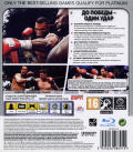 Fight Night: Round 4 PlayStation 3 Back Cover