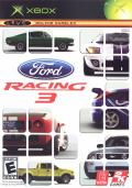 Ford Racing 3 Xbox Front Cover