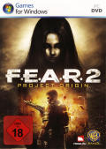 F.E.A.R. 2: Project Origin Windows Other Keep Case - Front
