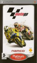 MotoGP PSP Front Cover