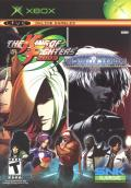 The King of Fighters 2002/2003 Xbox Front Cover