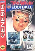 Troy Aikman NFL Football Genesis Front Cover