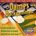 Dames & Backgammon Windows Front Cover