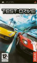 Test Drive Unlimited PSP Front Cover