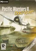 Pacific Warriors II: Dogfight Windows Front Cover