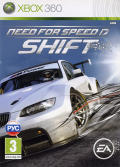 Need for Speed: SHIFT Xbox 360 Front Cover