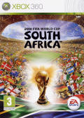 2010 FIFA World Cup South Africa Xbox 360 Front Cover