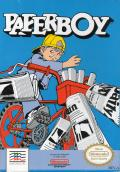 Paperboy NES Front Cover