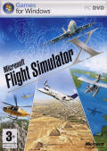 Microsoft Flight Simulator X Windows Front Cover