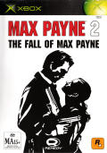 Max Payne 2: The Fall of Max Payne Xbox Front Cover