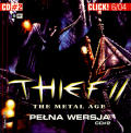 Thief II: The Metal Age Windows Front Cover Disc 2