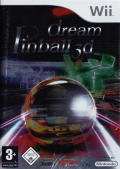 Dream Pinball 3D Wii Front Cover