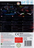 Dream Pinball 3D Wii Back Cover