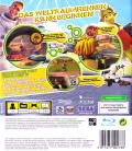 Planet 51: The Game PlayStation 3 Back Cover