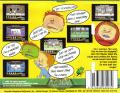 Jack the Nipper Commodore 64 Back Cover