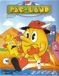 Pac-Land Commodore 64 Front Cover