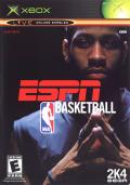 ESPN NBA Basketball Xbox Front Cover