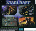 StarCraft: Battle Chest Macintosh Other Jewel Case Back